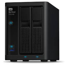 Network Storage WD My Cloud Pro Series PR2100 in the exclusive reader test