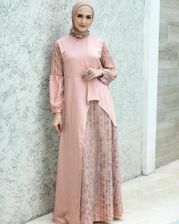 Model baju lebaran ala Donita