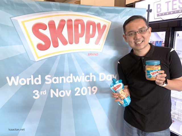 Skippy Peanut Butter Event @ DIY Bites Studio, Setia City Mall