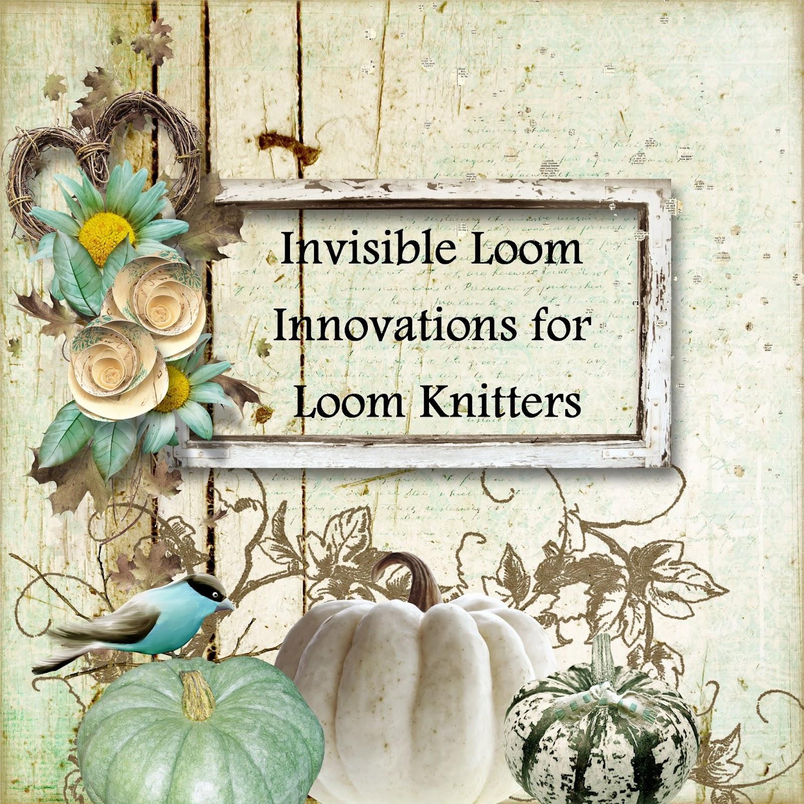 Renee Van Hoy Designs Innovative Patterns for Loom Knitters