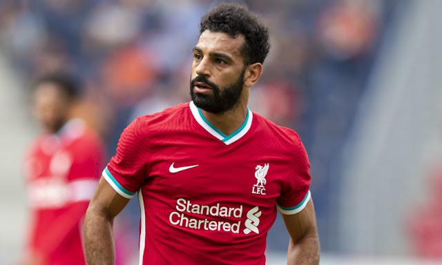 محمد صلاح في قائمة فيفا لجائزة أفضل لاعب في القرن 21