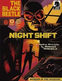 The Black Beetle Comic