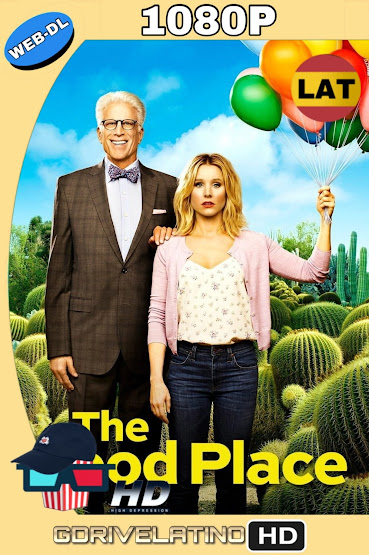 The Good Place (2017) Temporada 02 NF WEB-DL 1080p Latino-Ingles MKV