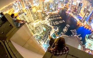 misantropia isolamento Dubai
