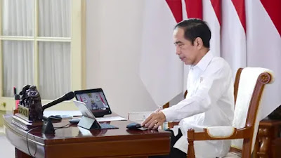 Namanya Jadi Jalan di Abu Dhabi, Jokowi: Ini untuk Rakyat Indonesia