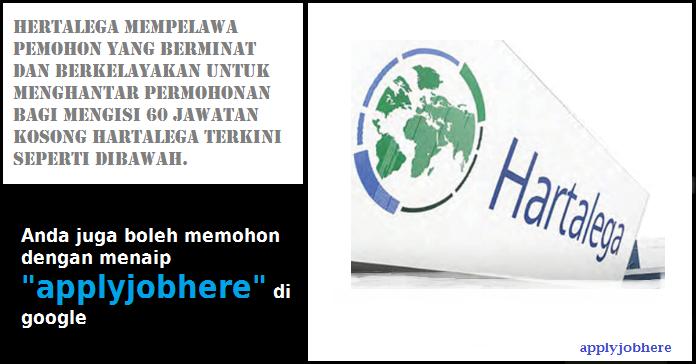 jawatan kosong swasta, jawatan kosong malaysia terkini, jawatan kosong hartalega