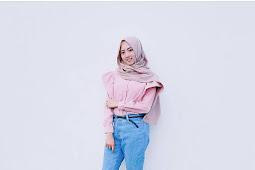 45 Model Baju Muslim Atasan Terbaru Paling Laris 2019