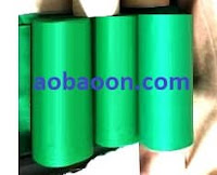 Băng màu xanh lá - green
