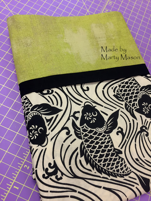 pillow cases for community service made by marty mason