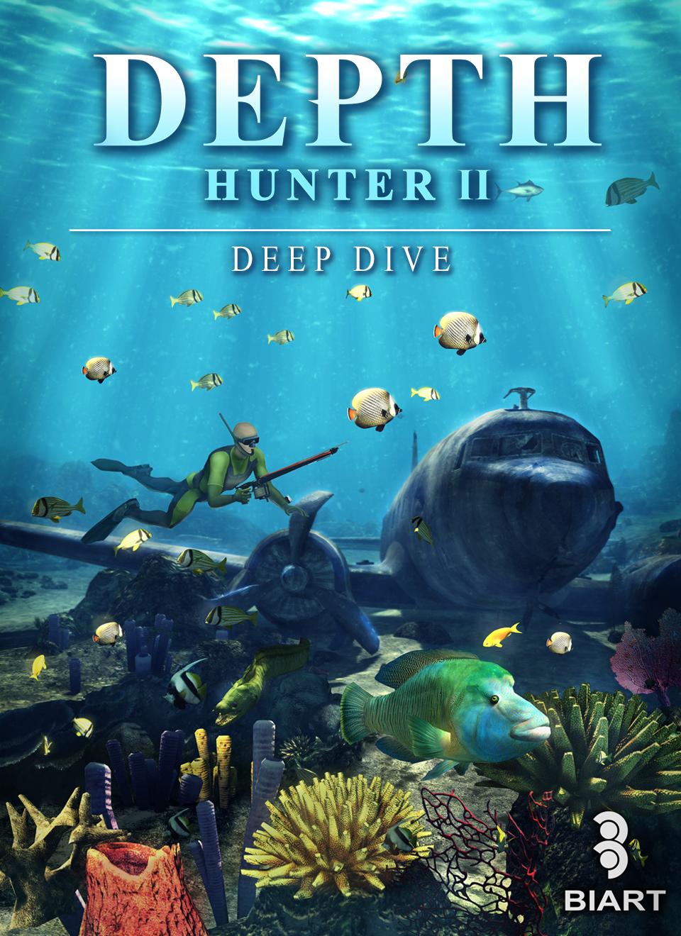 Depth Hunter Free Download - Ocean of Games