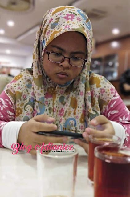 Hobi Kak Nurin | Membaca, Anime dan phone