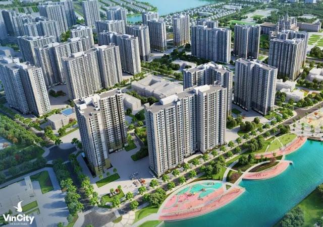 Vincity Gia Lâm là một Singapore thu nhỏ giữa lòng Hà Nội