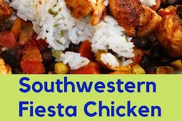 Southwestern Fiesta Chicken
