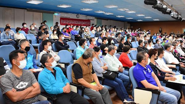 禽流感防治宣導教育講習 王惠美與養禽業者交流座談