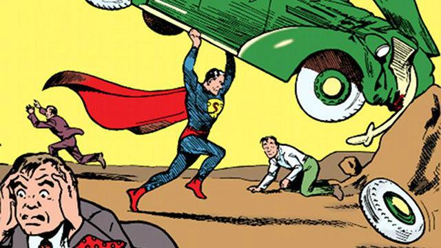 #Comics. Los 10 cómics más caros de la historia