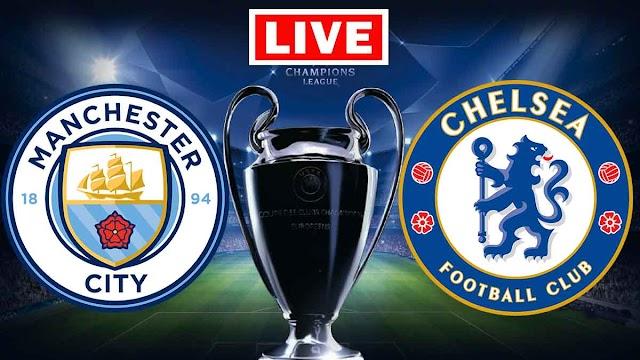EN VIVO | Manchester City vs Chelsea vs, Final de la Champions League 2021 | Ver Gratis en Internet Online en Directo