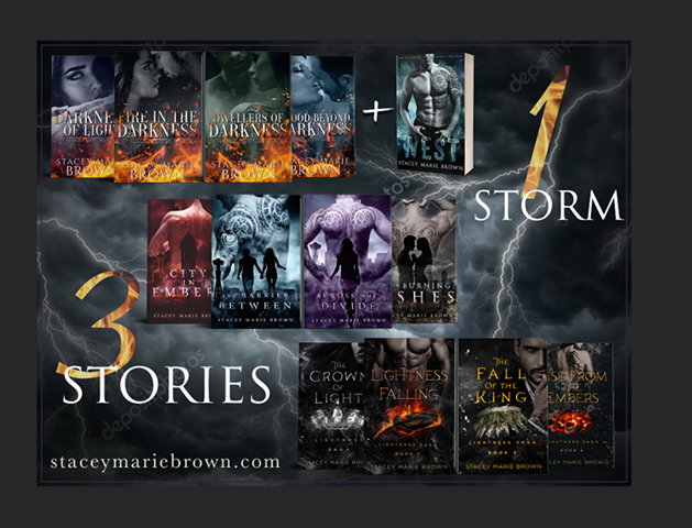 {Bookish News} FREE BOOKS from @StaceyMarieBrown