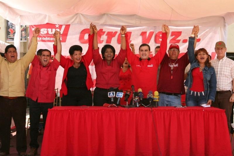 Resultado de imagen para venezuela victorias del psuv alcaldes 2017