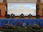 Bupati Suhatri Bur Pimpin Rakor Percepatan Penyusunan RPJMD 2021-2024