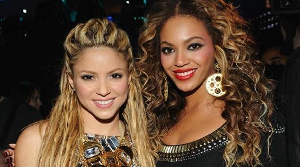 Shakira responde: ¿Beyoncé o Adele, Taylor Swift o Kanye West?