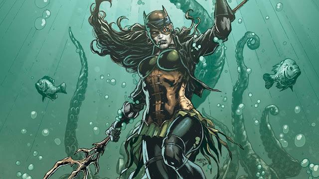 Mengenal Batwoman (Bryce Wayne) dari Dark Multiverse