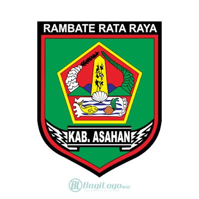 Kabupaten Asahan Logo Vector