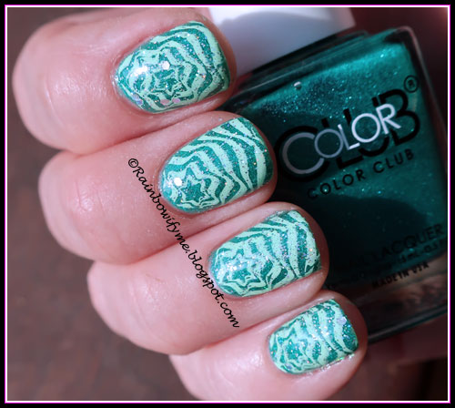 Color Club ~ Plan to Travel