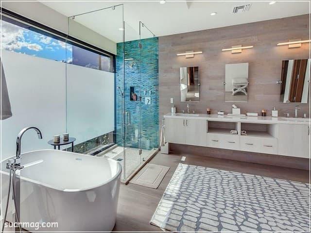 صور حمامات - حمامات مودرن 7 | Bathroom Photos - Modern Bathrooms 7