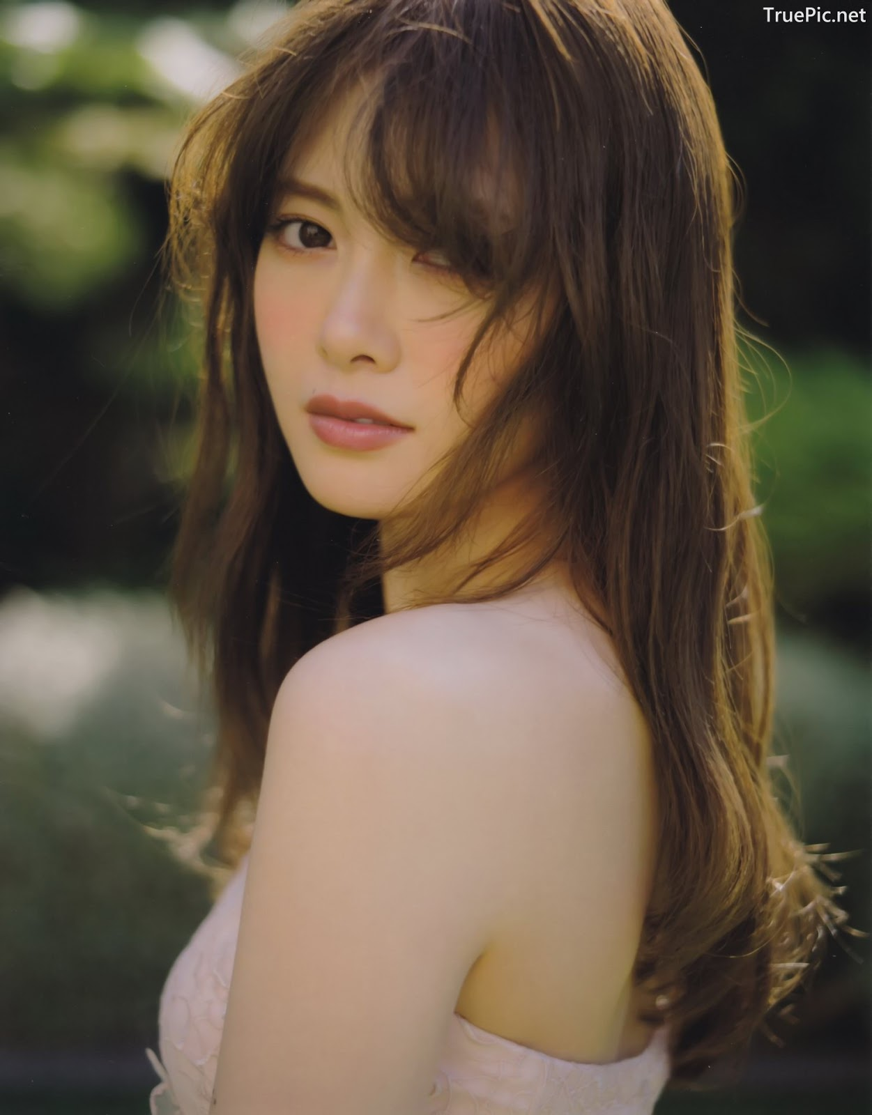 Image Japanese Singer And Model - Mai Shiraishi - Charming Beauty Of Angel - TruePic.net - Picture-9