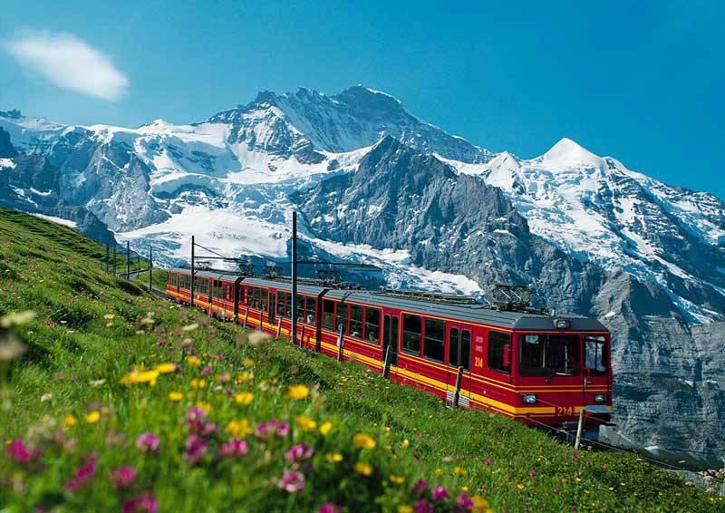 Jungfrau Railway