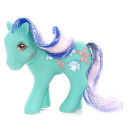 My Little Pony Seaflower Year Seven Sunshine Ponies G1 Pony