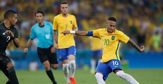 Brasil enfrenta Croácia antes da Copa do Mundo