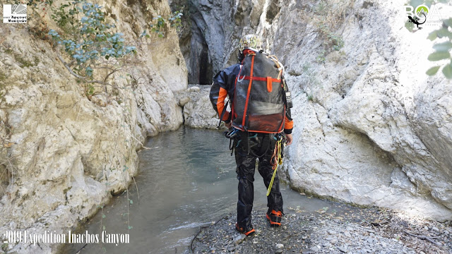 Αργολίδα: Canyoning στο φαράγγι του Ίναχου στο Αρτεμίσιο Όρος