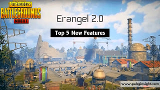 Erangel 2.0: Top 5 Amazing Secret Features