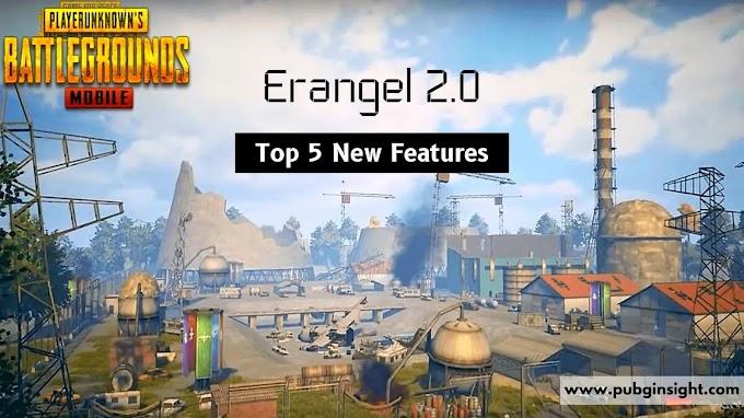 Erangel 2.0: Top 5 Amazing Secret Features