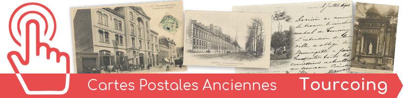 Cartes postales anciennes Tourcoing - Rubrique