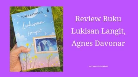 Review Buku Lukisan Langit Agnes Davonar