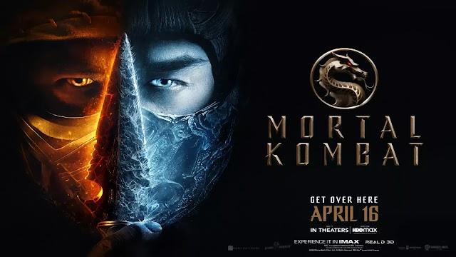 Filme Mortal kombat 2021 data de lançamento