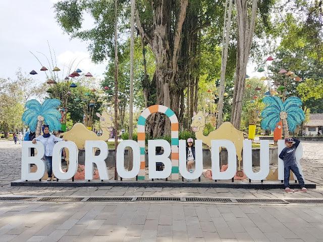 Candi Borobudur, Yogyakarta kota yang penuh cerita dan romansa