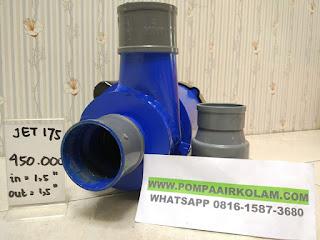 Pompa Air Kolam Lele Dan Koi Debit Air Banyak Watt Rendah
