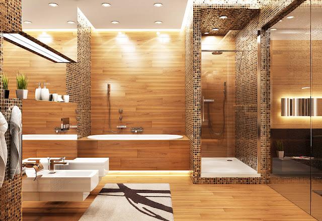 Luz óptima en el baño