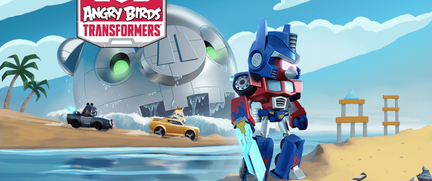 ملخص حول غاضب الطيور المحولات Angry Birds Transformers