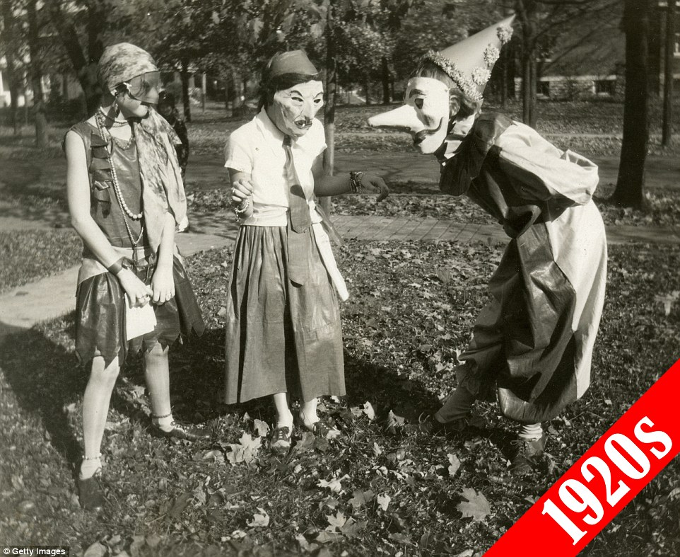See How Halloween Costume Trends Have Evolved From The