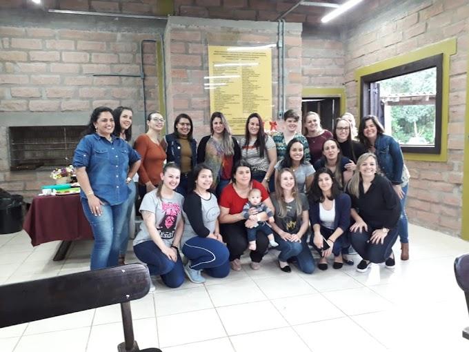 Brigada Militar de Cachoeirinha promove o 1º Chá da Primavera com as policiais militares