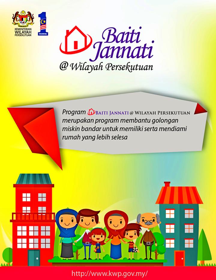 Miliki Rumah Sendiri Untuk Warga Kuala Lumpur Baiti Jannati