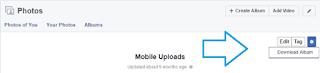 Cara Download Album Foto Facebook Dengan Cepat