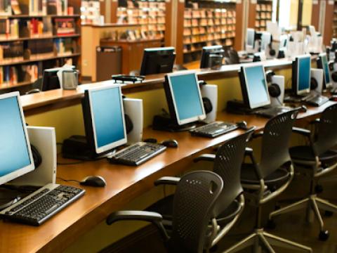 Бібліотеки Київщини забезпечать сучасними комп'ютерами