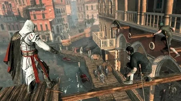 Sequence List of the Assassin's Creed II
