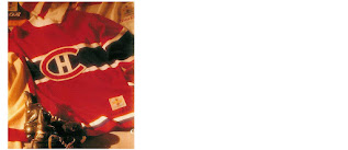 NHL CCM Heritage Jersey Collection - Mystery Jersey - Montreal Canadiens circa 1934circa 1923