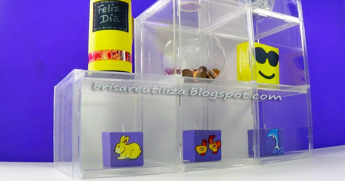 Ecobrisa diy estanter a transparente casera - Hacer estanteria casera ...